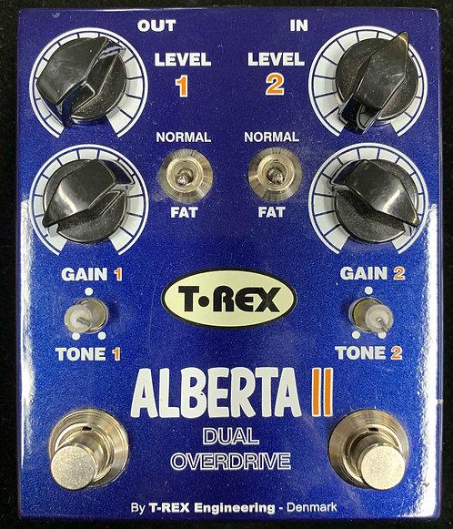 T-Rex Alberta II Dual Overdrive USED!!!
