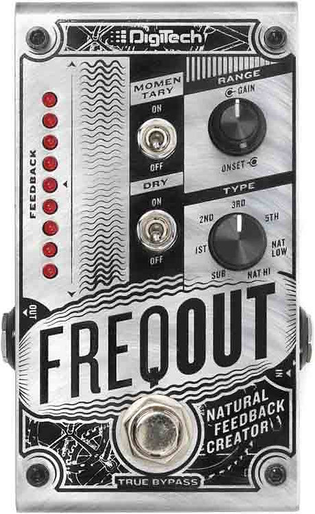 Digitech Freqout NEW!!!