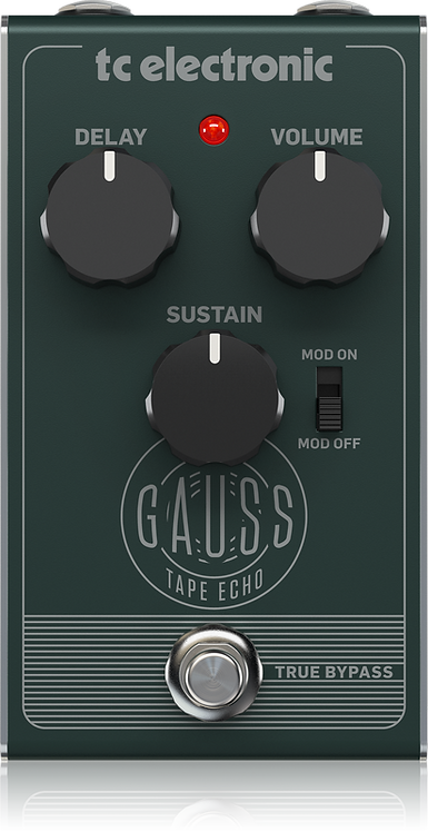 TC Electronic Gauss Tape Echo NEW!!!