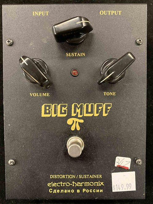 Electro-Harmonix Big Muff USED!!!