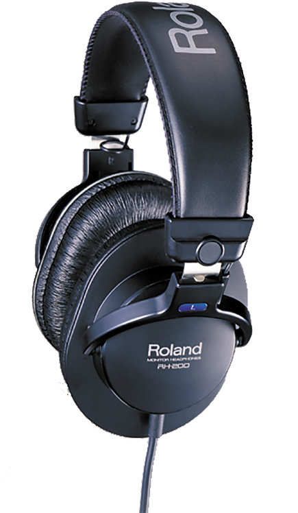 Roland RH-200 Monitor Headphones NEW!!!