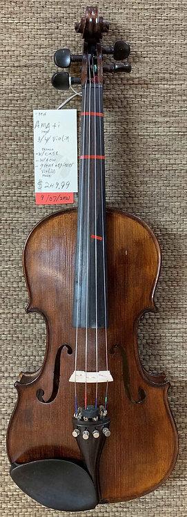 Amati 3/4 Size Violin USED!!!