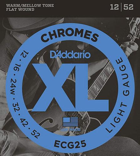 D'Addario ECG25 Light 2 Pack