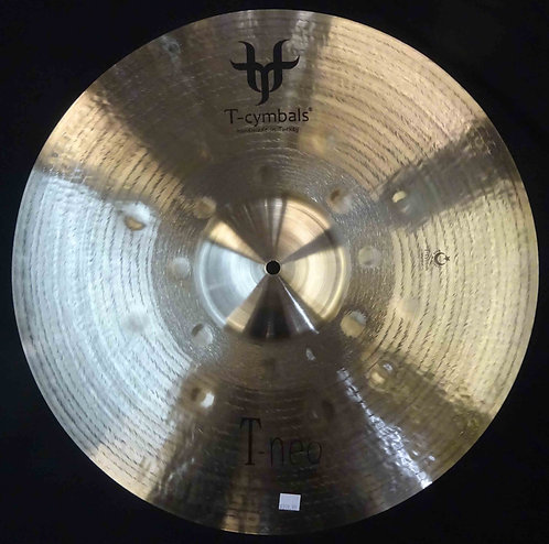 "T-Cymbals 21"" T-neo Ride NEW!!!"