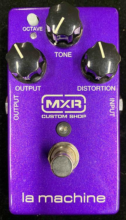 MXR la machine USED!!!