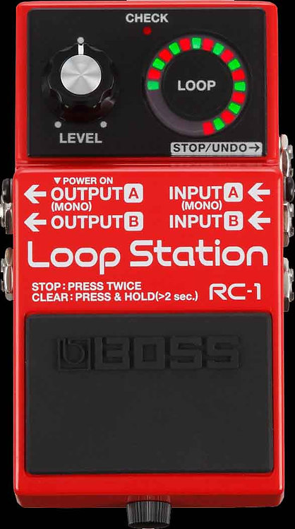 Boss RC-1 Loop Station NEW!!! RC1