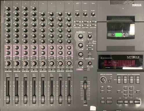 Yamaha Mt8xii Used