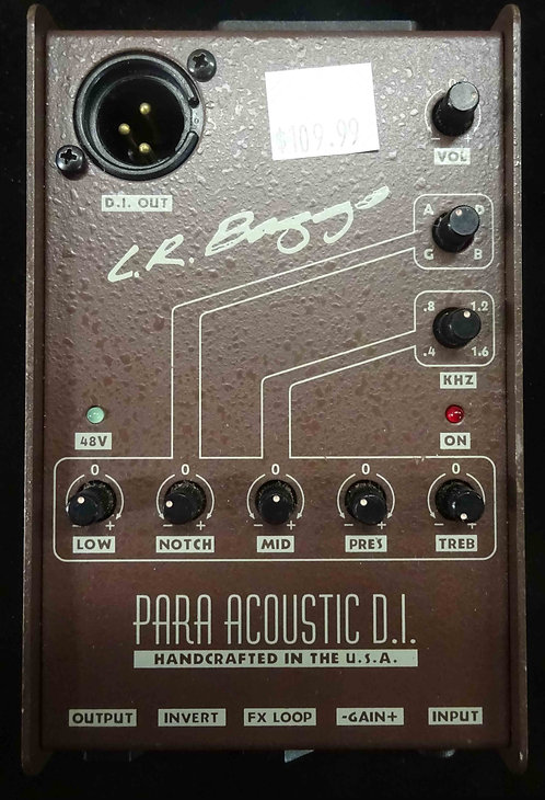 LR Baggs Para Acoustic D.I. USED!!!
