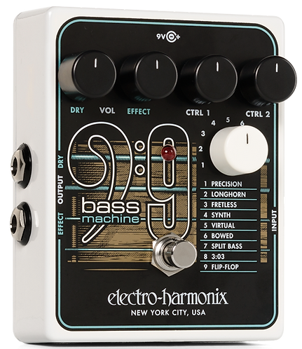 Electro-Harmonix Bass 9 NEW!!!