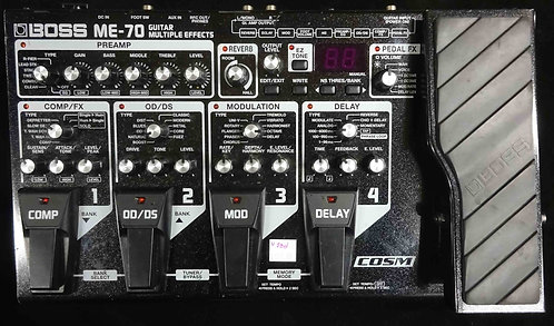 Boss ME-70 Guitar Multi-Effects USED!!! ME70