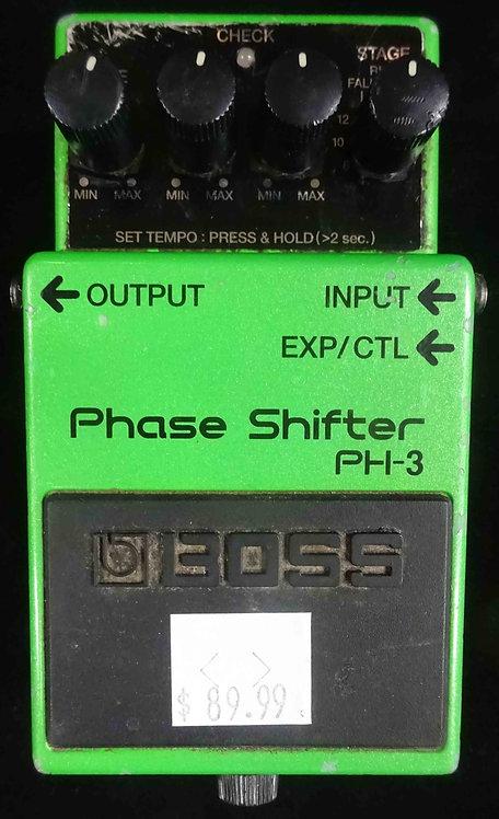 Boss PH-3 Phase Shifter USED!!! PH3