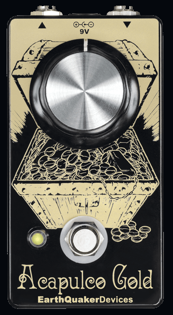 EarthQuaker Devices Acapulco Gold NEW!!!