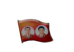 Kim il Sung and Jong il Pin