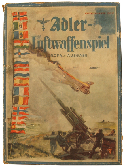 Luftwaffe Board Game