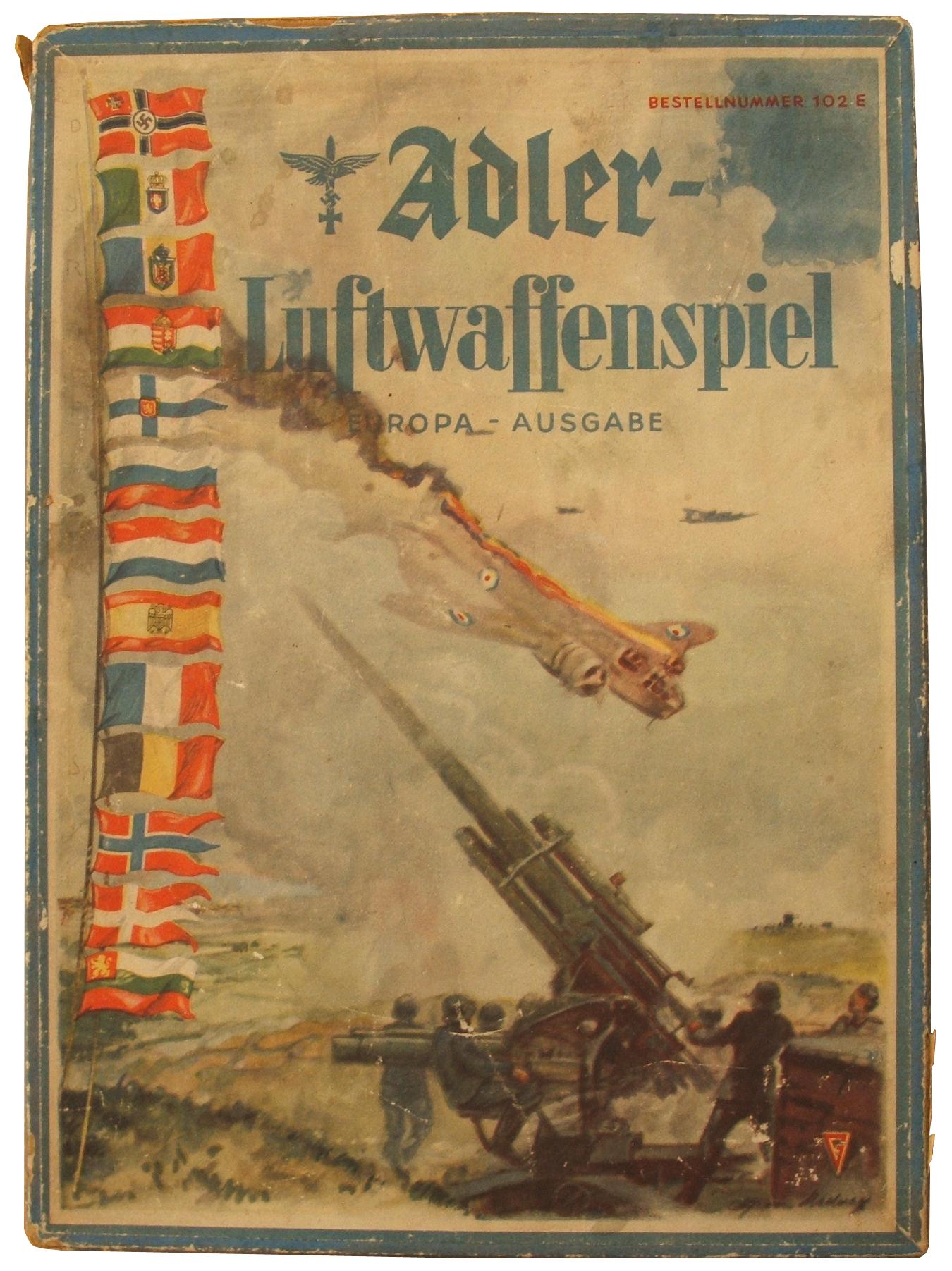 Luftwaffespiel Board Game