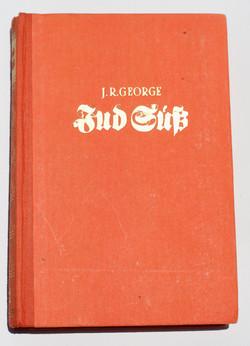 """Jud Suess"" Propaganda Book"