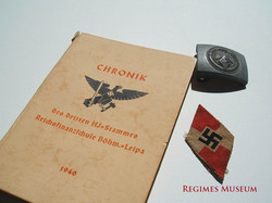 Hitler Youth Indoctrination Material