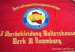 SED Honor Banner