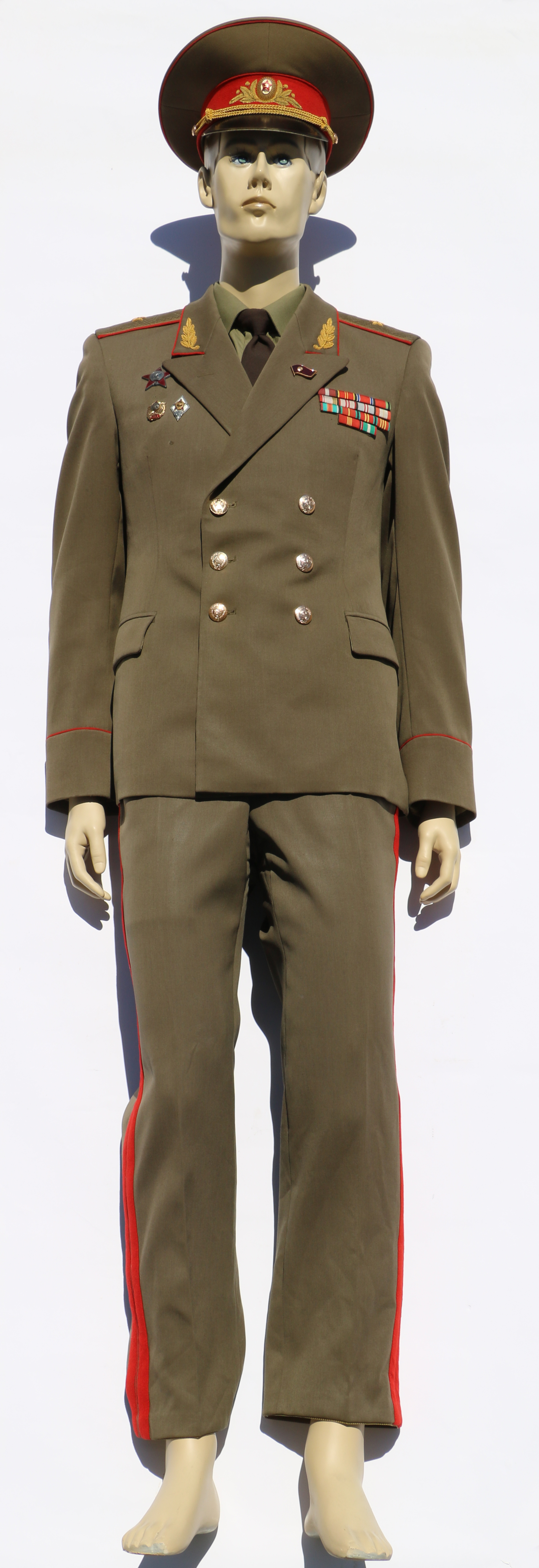 Army Major General Uniform