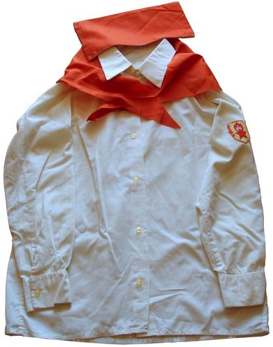 Young Pioneer Uniform