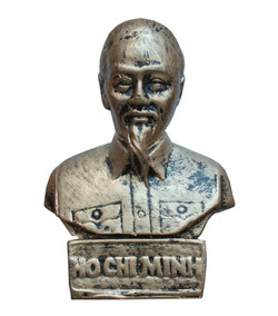 Souvenir Miniature Bust of Ho Chi Minh