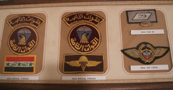 Iraqi Special Forces Patches