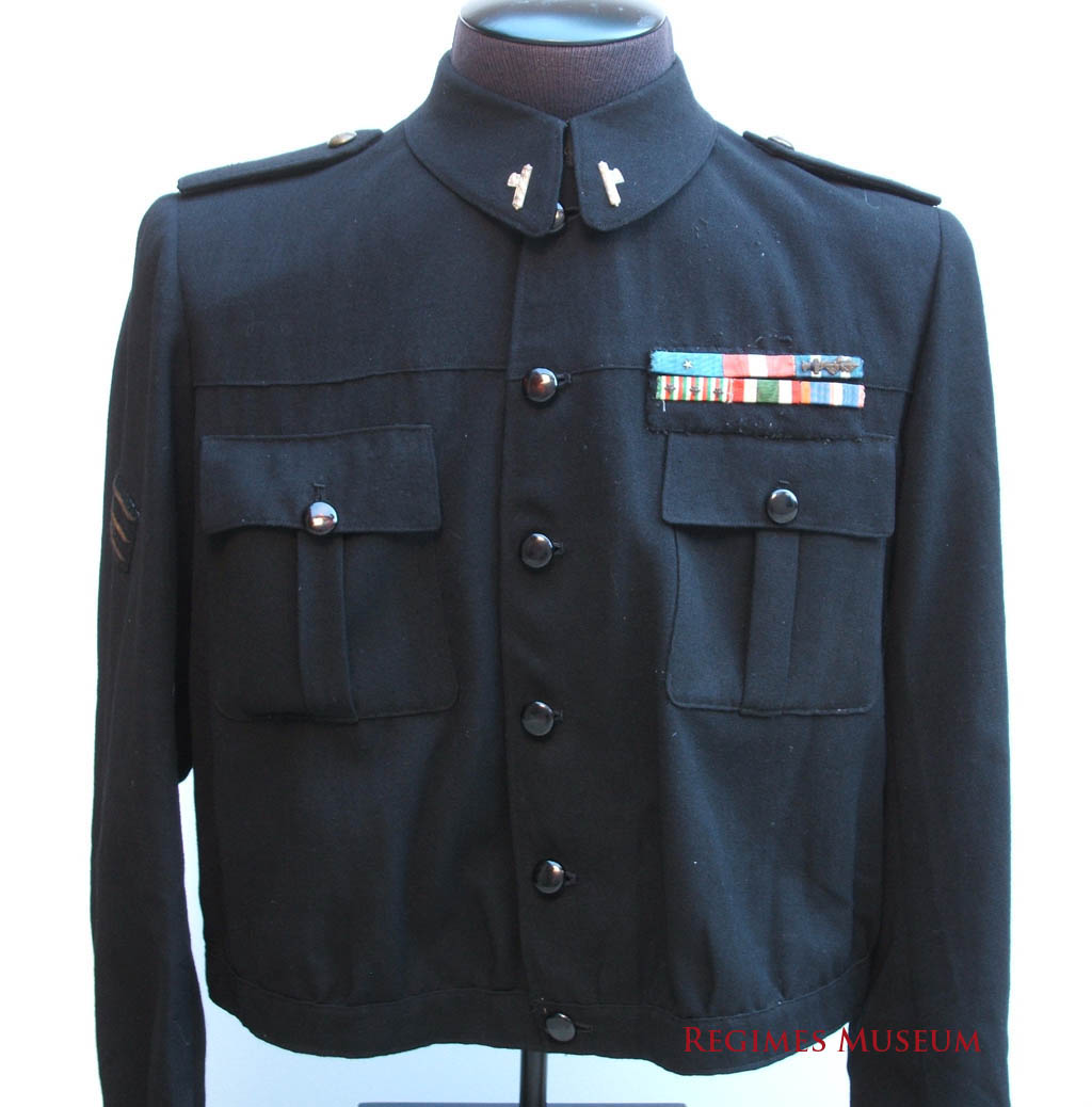 Black Shirt PNF Uniform
