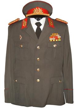 NVA General Major Uniform