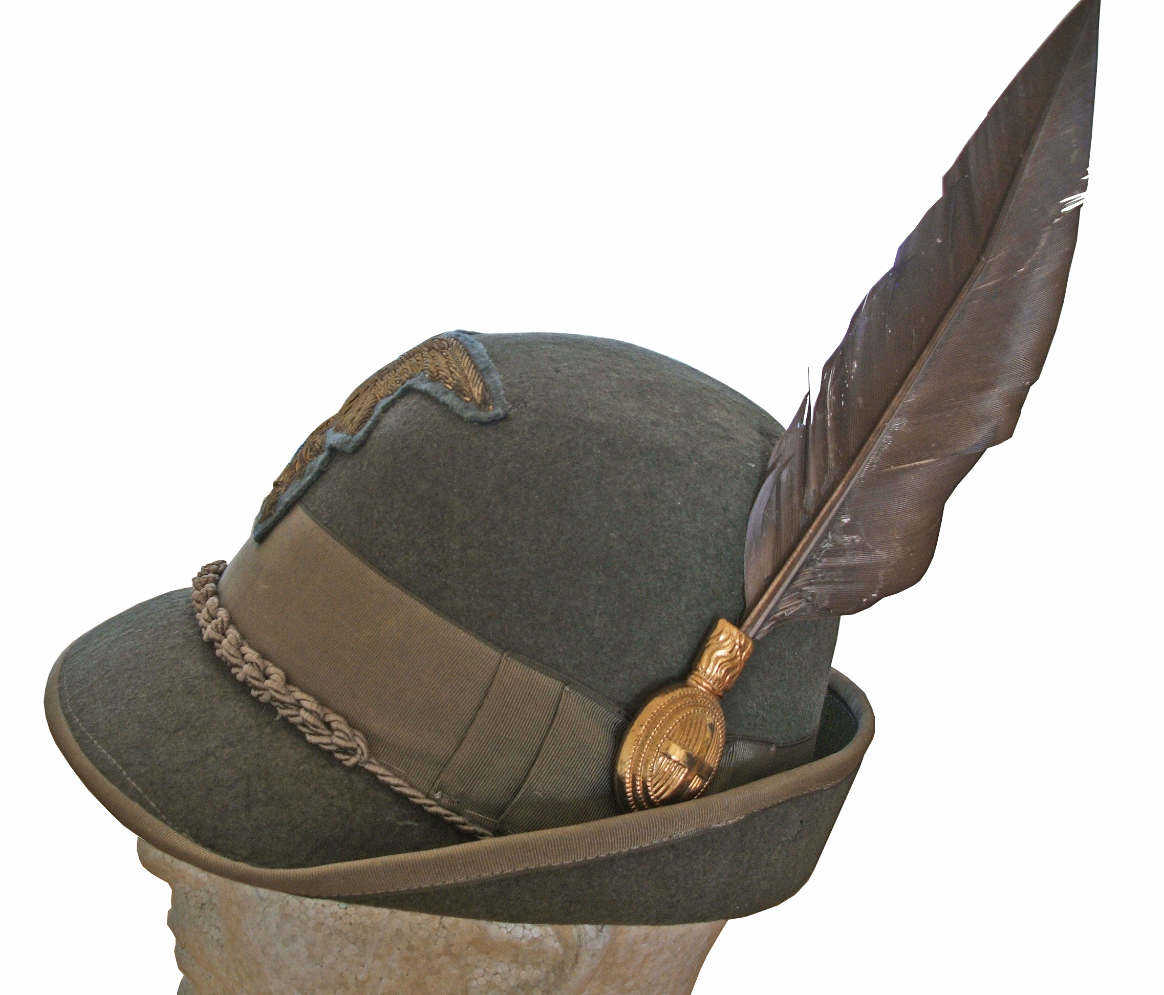 WWII-era Alpini Officer Hat