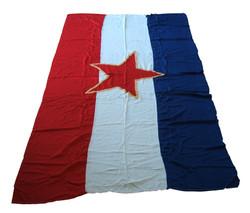 Yugoslavian Communist Flag
