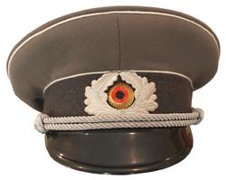 NVA Wende Officer's Visor Cap