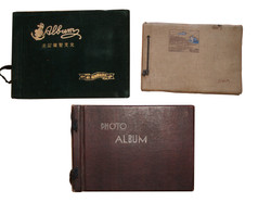 WWI and WWII Photo Albums