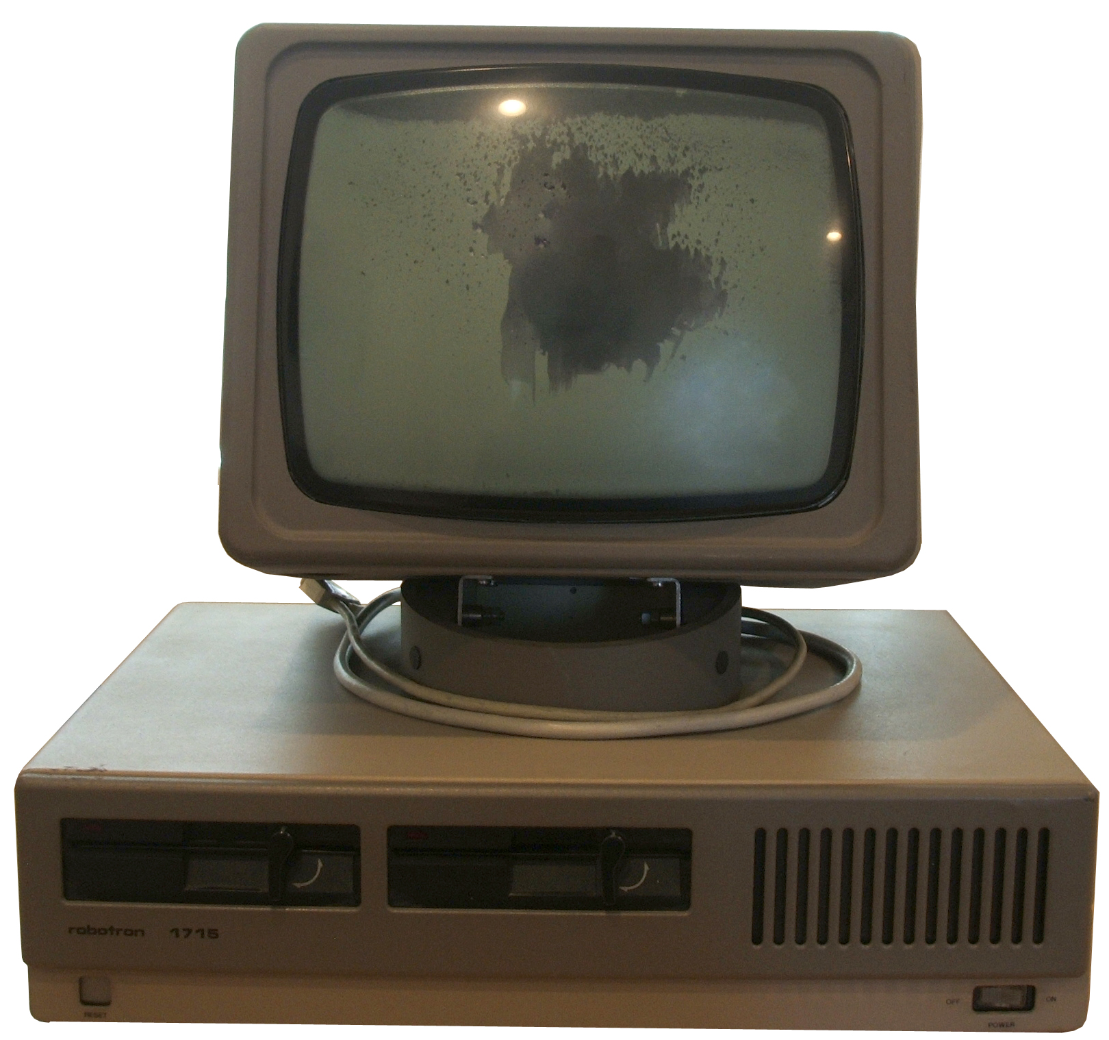 Robotron 1715 Computer