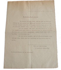 Aryan Heritage Declaration