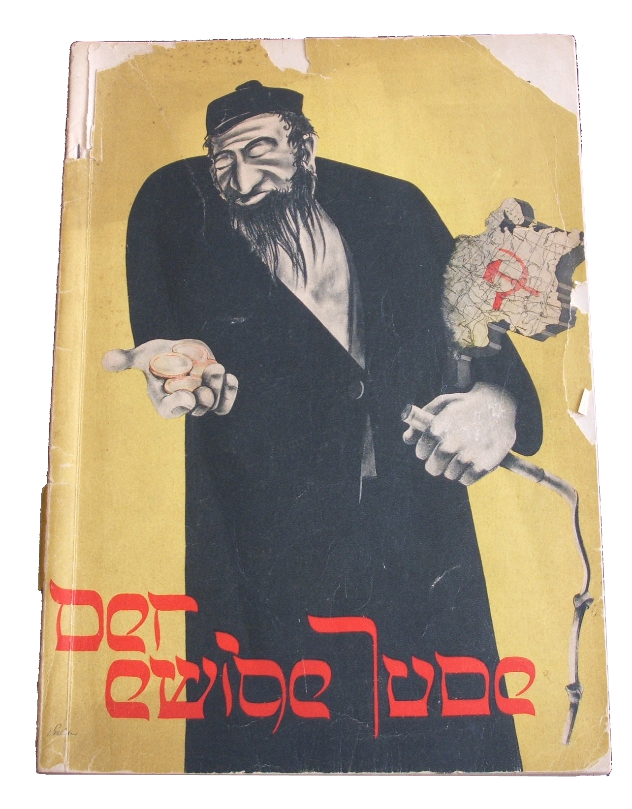"""""""Der Ewige Jude"""" Brochure"""