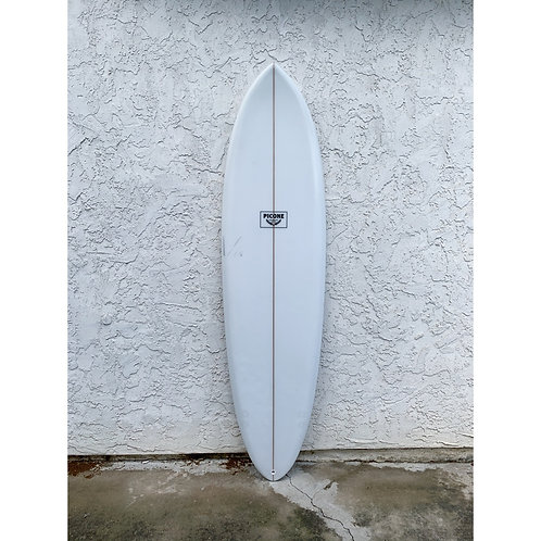 6'8 Rounded Pin(used)
