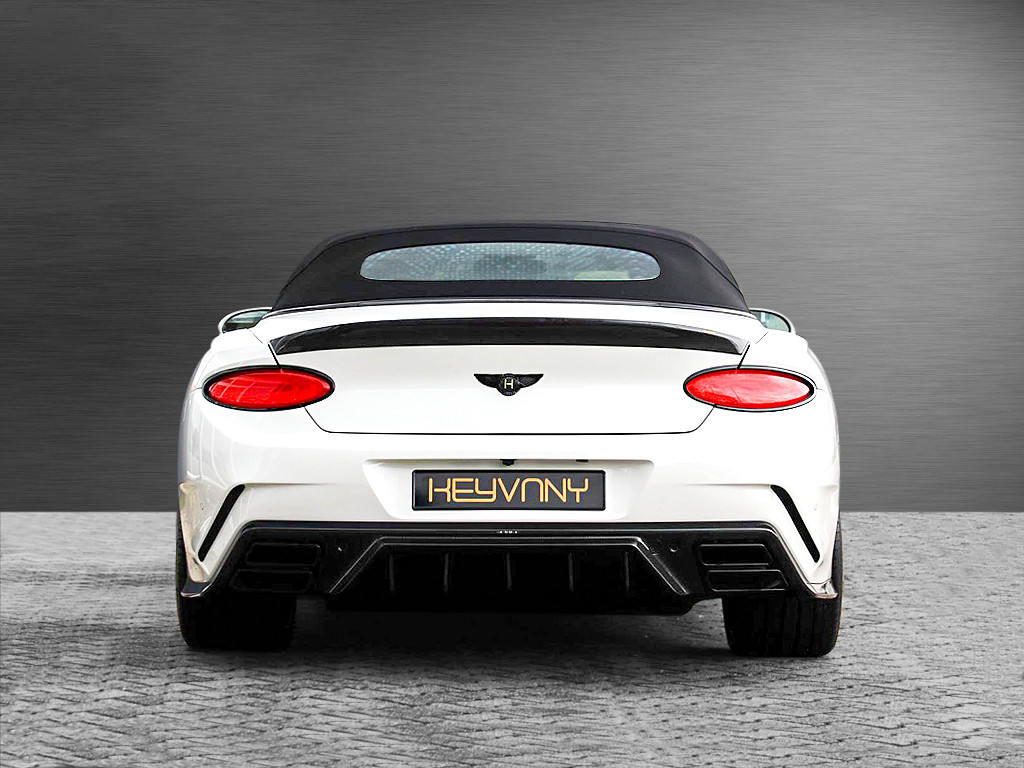 Bentley Continental GTC Keyvani Weiss_10
