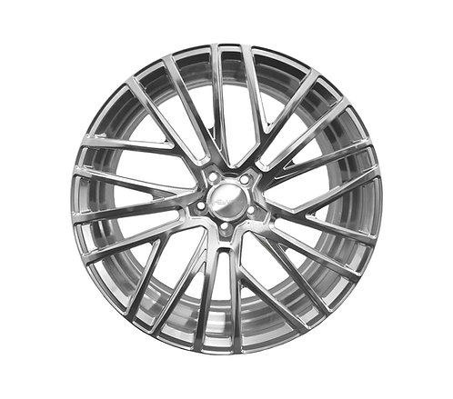 "PORSCHE 992 GTR  FORGED ALLOY WHEELS 21"" FRONT/22"" BACK K1"