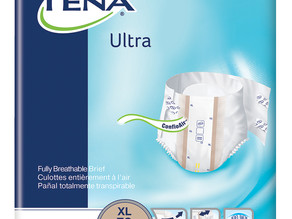 First Review: Tena Ultra Brief
