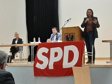 Ute Breivogel zur Stellvertr. Vorsitzenden des SPD-Verbandes Rhein-Selz gewählt