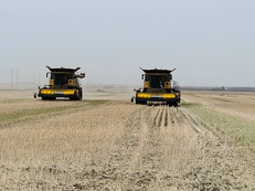 Harvest done 2020