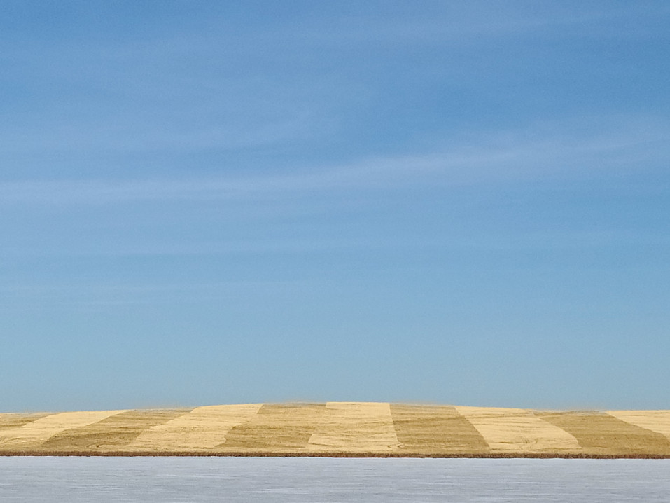 Prairie minimalism.
