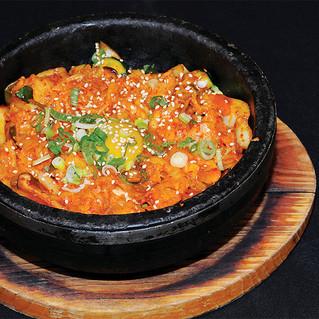 Kimchi Bibimbap