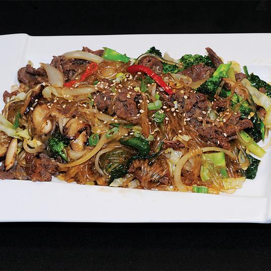 Beef Chapchae