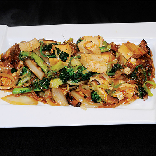Tofu Chapchae