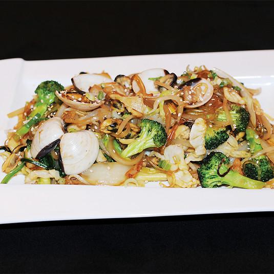 Seafood Chapchae