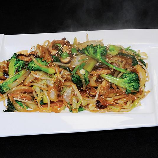 Vegetable Chapchae
