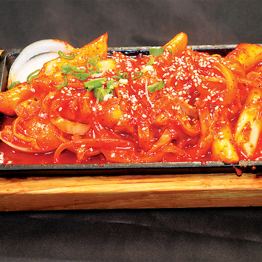 Duk Bukki (spicy)