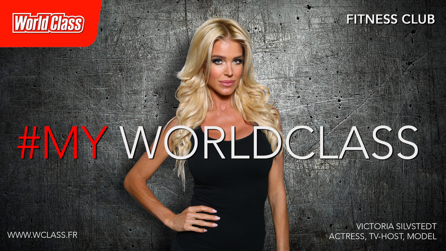 For WORLD CLASS Monaco fitness club