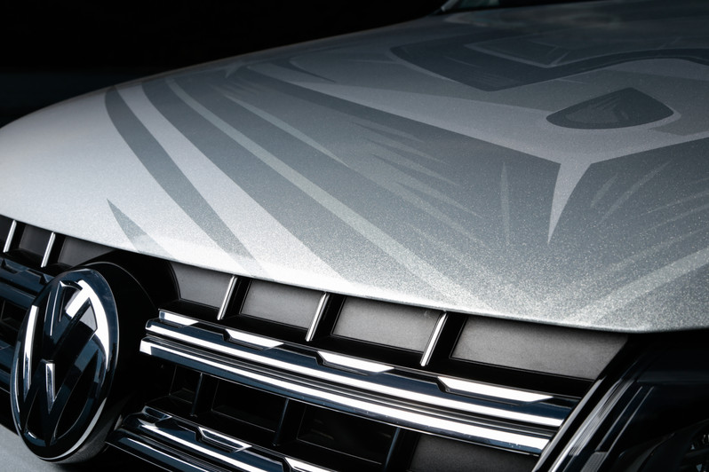Client: EliteWrap Luxury Car Styling